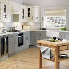 White Kitchen Cabinets What Color Walls Grey Kitchen Walls With White Cabinets Aluminium Double Bowl Sink