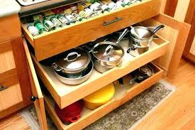 cabinet organizer for pots and pans pot and pan cabinet organizer nycgivec org