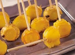 cuisine panais recette de sucettes de panais au sirop d érable