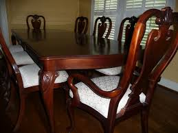 pottery barn queen anne chair queen anne style walnut dining