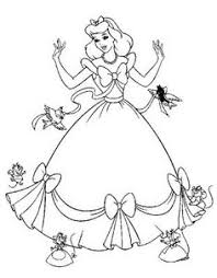 coloriage a imprimer assepoester pinterest princess disney