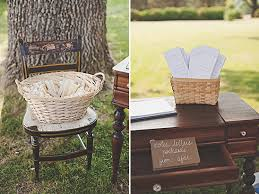 and white shabby chic wedding