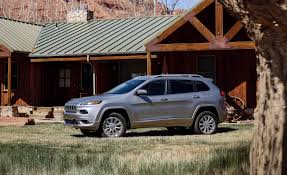 subaru jeep 2017 2017 jeep cherokee in depth model review car and driver