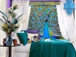 home decor interesting peacock home decor peacock items for the