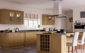 richmond oak kitchen