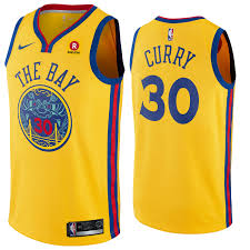 heritage uniforms and jerseys golden state warriors nike dri fit men s chinese heritage stephen