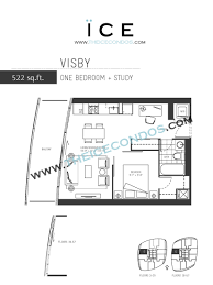 Floor Plans For Condos by Ice Condos For Sale Rent