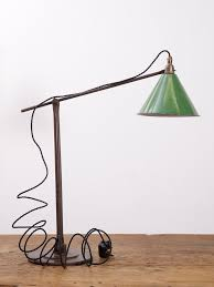 green industrial desk lamp may the light be with you pinterest
