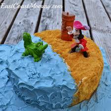 east coast mommy jake and the neverland pirates cake
