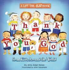 thank you god from around the world allia writes