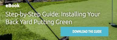 Artificial Backyard Putting Green by Backyard Putting Green Cost Purchasegreen