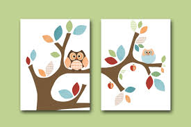 Owl Decorations For Nursery by Baby Owl Decor Best Baby Decoration