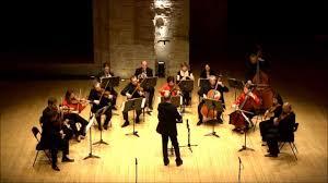 orchestre chambre toulouse vidéo orchestre de chambre de toulouse luigi boccherini