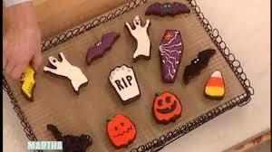 video festive halloween brownies martha stewart