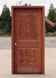 Carved Exterior Doors Carved Entry Doors Exterior Front Doors Exterior Single Doors On