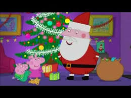 peppa pig christmas episode