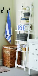 White Bathroom Shelf With Hooks by Bathroom Cool Picture Of Bathroom Design And Decoration Using