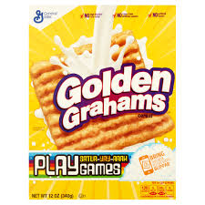 golden grahams cereal 16 oz box walmart com