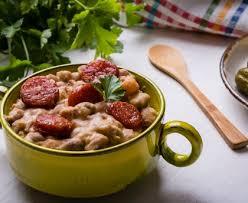cuisiner un cassoulet cassoulet espagnol recette de cassoulet espagnol marmiton