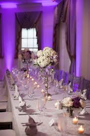 purple and white wedding ta st pete wedding reception beautiful ta weddings