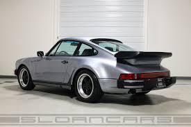 porsche 911 factory 1984 porsche 911 factory turbo look 19 965 sloan cars