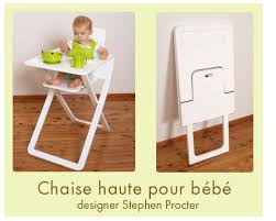 chaise pour b b chaise haute pour bebe bébé cadeau naissance