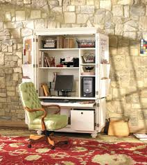 furniture classy desk armoire for home office ideas with hideaway