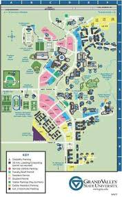 grand map about us cus maps parking services grand valley state
