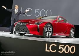 lexus lc sales funky lexus lc 500 receives 2016 eyeson design awards autoevolution