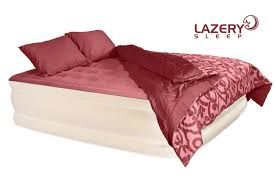 Most Comfortable Queen Mattress Amazon Com Lazery Sleep Air Mattress U2013 Raised Electric Airbed