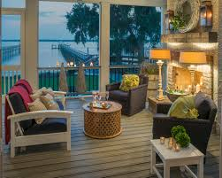 Trex Furniture Composite Table And The Trex Blog Seven Tips For Designing Your Next Trex Deck Trex