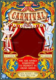 wedding invitation clown birthday greeting card vector show clowns circus carnival dancer and clown theme vintage vector carnival