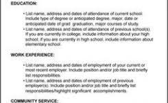 tips on creating a resume sample award nomination letter resume tips online intended for