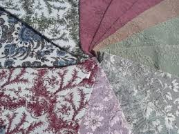 Modern Retro Upholstery Fabric Vintage Fabric 30s 40s 50s