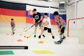 new facility aims to give floorballers a space of their own
