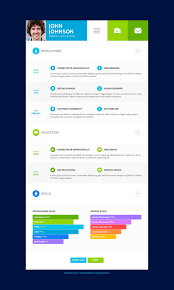 Online Resume Websites by Zwin Vcard Template Flat Cv Theme Demo Content From Resumex