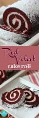 red velvet cake roll worth whisking