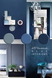 blue interior design home design