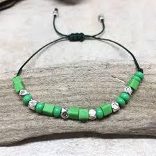 mothers day bracelet morse code bracelet custom bracelet mermaid morse code jewelry