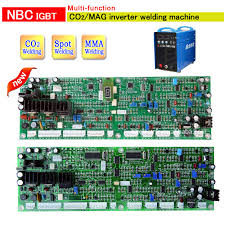 new style of nbc 350 500 25 pcb contaol board for mig series igbt
