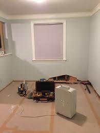 valspar bay waves painted front room valspar gray painted room