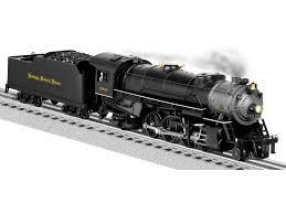nickel plate road legacy scale heavy mikado 2 8 2 steam locomotive