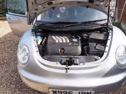 vw silver arrow beetle 2000 w reg hatchback 160 000 miles petrol