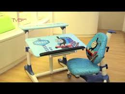 Thomas The Train Desk Sinomax Thomas And Friends Kids Care Desk And Chair Series Youtube