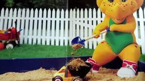 fun barney 1994 bj u0027s fun week