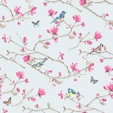 Flower Wallpaper Home Decor