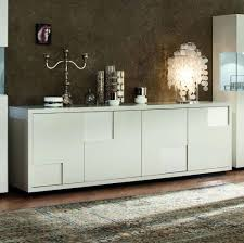 modern buffet table modern white buffet table u2014 new decoration decorate a white