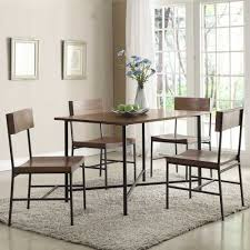 carolina forge elmsley rectangle dining table and elmsley dining