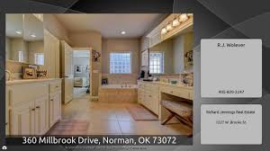 360 millbrook drive norman ok 73072 youtube