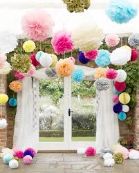 Outdoor Party Decorations by Fantastic Outdoor Party Decoration Looks Unique Article Happy
